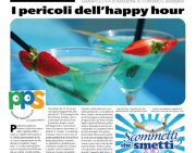 "Pagina ""I pericoli dell'happy hour"""